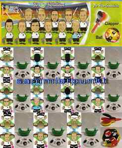 Komplettsatz DIE DFB-FUßBALLSTARS - WM2014 - + 13 BPZ