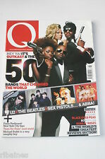 Q Magazine May 2004: OutKast/Michael Buble/Franz Ferdinand/Tears for Fears