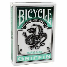 CARTE DA GIOCO BICYCLE GRIFFIN,poker size,limited edition
