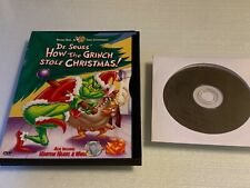 Dr Seuss How The Grinch Stole Christmas Snapcase Dvd
