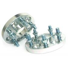 2 Pcs Wheel Spacers 5X100 | 54.1 CB | 12X1.5 | 15MM For Scion tC xD Matrix Prius