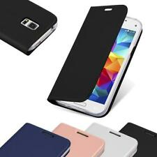 Case for Samsung Galaxy S5 MINI / DUOS Phone Cover Mat Protective Wallet Book