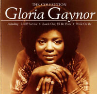 GLORIA GAYNOR The Collection (1996) 18-track CD album NEW/UNPLAYED