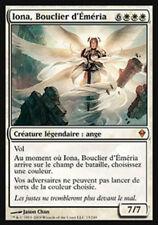 MAGIC Iona, Bouclier d'Eméria / Shield of Emeria VF Zendikar EX Mythique MTG