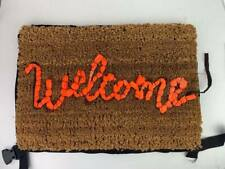 Banksy Welcome Mat Love Welcomes Refuge Gross Domestic Product IN HAND SHIPS NOW