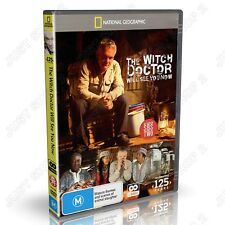 National Geographic The Witch Doctor Will See You Now (2-Disc Set) : New DVD