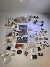 Doll House Miniatures 1:12 Vintage Baked Goods, Mixed Lot, Cheese Dome,