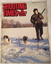 The Shooting Times and Country Magazine Dec 29 1983 - Jan 4 1984