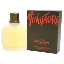 Minotaure by Paloma Picasso for Men 2.5 oz Eau de Toilette Spray New in Box