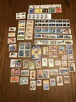 NICE US postage Stamp Lot of 100 all different MNH 29 CENT  $29 Face Value