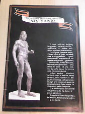 """CALENDARIO 1° BATTAGLIONE FANTERIA MOTORIZZATO """" SAN GIUSTO """" 1982"""