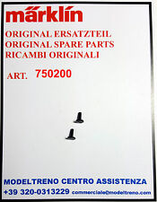 MARKLIN   75020 750200  VITE (2pz) -  SCHRAUBE-ZYL.  ( 2 Stück)