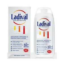 Ladival Sun Protection SPF 50+ Very High Protection Non Greasy LOTION 200ml