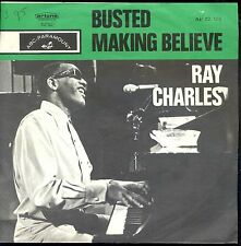 7inch RAY CHARLES busted HOLLAND +PS EX