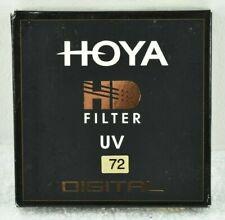 Hoya HD Filter UV 72 Digital / New Sealed