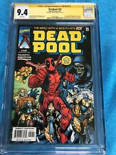 Deadpool #50 (1997) - Marvel - CGC SS 9.4 NM - Signed by Art Adams