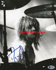 Roger Taylor Queen 8x10 autographed RP