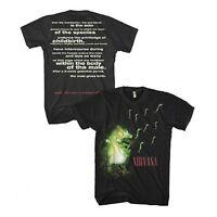 NIRVANA T-Shirt Seahorse New Authentic Rock Alternative S M L XL XXL