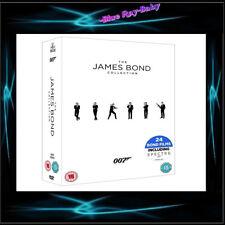 James Bond - Complete 1 - 24 Movie Collection * Brand New Dvd Boxset*