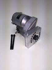 PONTIAC OLDSMOBILE HIGH TORQUE POWER MINI STARTER 350,400,455 1.4KW 4:1 RATIO