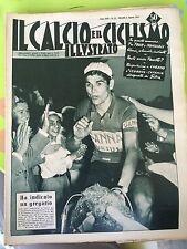 Il calcio e il ciclismo illustrato 1953  N° 32 Mario Baroni     23/6
