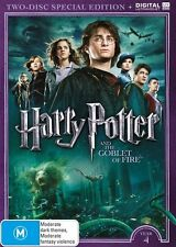 Harry Potter And The Goblet Of Fire (DVD, 2016, 2-Disc Set)