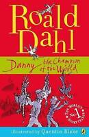 Danny the Champion of the World, Roald Dahl | Paperback Book | Acceptable | 9780