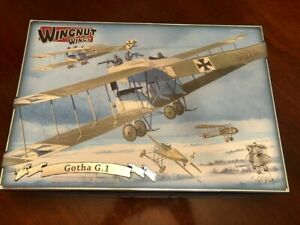 1/32 Wingnut Wings Gotha G.1 (32045) New in Box
