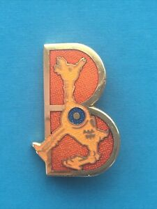 CCCC The Clarice Cliff Collectors Club Badge Bizooka 1992