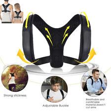 Back Posture Corrector Shoulder Straight Support Brace Belt Therapy Men Women RL