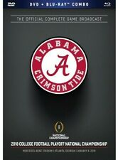 2018 CFP National Championship [New DVD] 2 Pack