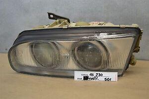 1995-1997 Infiniti J30 Left Driver OEM headlight 501 4N5