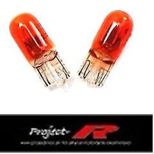 ORANGE AMBER BULBS K1200S K1300S MV AGUSTA F4 FOR CLEAR OR SMOKED INDICATORS