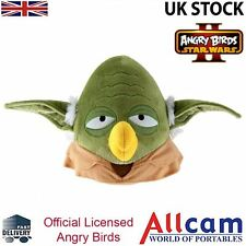 "Angry Birds Star Wars II Large 8"" Cuddly Toy / Soft Plush Toy - Master Yoda"