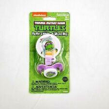 Teenage Mutant Ninja Turtles Donatello Pacifier & Holder 0+ Months Baby TMNT