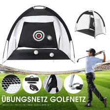 1/2/3M Foldable Golf Driving Cage Practice Hitting Net Indoor Outdoor Garden Kit