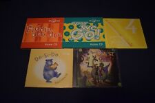 5 CD LOT 2 DOUBLES  Our Time Fiddle-dee-dee Home AWAY WE GO DO SI DO 4 AND QUEST