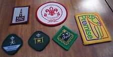 1992 Boy Scout Badges Wakefield District 25th (St Johns) Promise 92 Crest