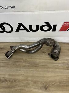 AUDI TT MK1 98-06 1.8T 225 BHP GENUINE TURBO K04 FLEXI FRONT DOWN PIPE EXHAUST