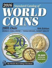 2016 Standard Catalog of World Coins 2001-Date, 1440244103, New Book