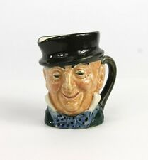 Amazing Royal Doulton Collectable Mr. Micawber D6138 Vintage Character Toby Jug