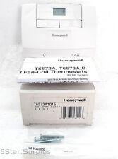 Honeywell T6573A1015 Digital Ventilador Bobina Termostatos XE88 Serie