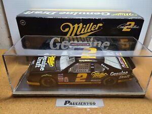 1995 Rusty Wallace #2 Miller Genuine Draft Penske Ford 1:24 NASCAR Action MIB