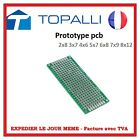 double Side Copper prototype pcb Universal Board for Arduino au choix