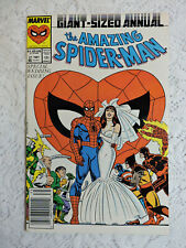 The Amazing Spider-Man Giant Size Annual No. 21 Comic Book (Marvel) F/VG