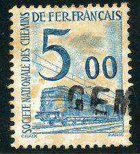 STAMP / TIMBRE DE FRANCE COLIS POSTAUX OBLITERE N° 45