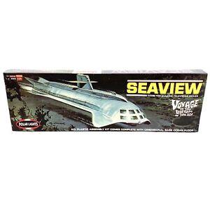 Seaview Submarine Voyage to the Bottom of the Sea Model Kit Sealed Polar Lights