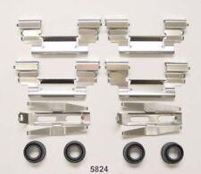 Disc Brake Hardware Kit Front,Rear Better Brake 5824