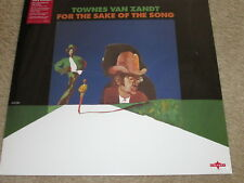 TOWNES VAN ZANDT - pour l' Sake of the Song - NEUF - LP Record
