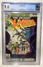 Uncanny X-Men #120 1st Appearance Alpha Flight CGC 9.0 🔥🔥